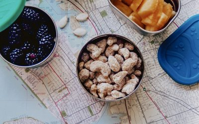Homemade and Healthy Road Trip Snacks