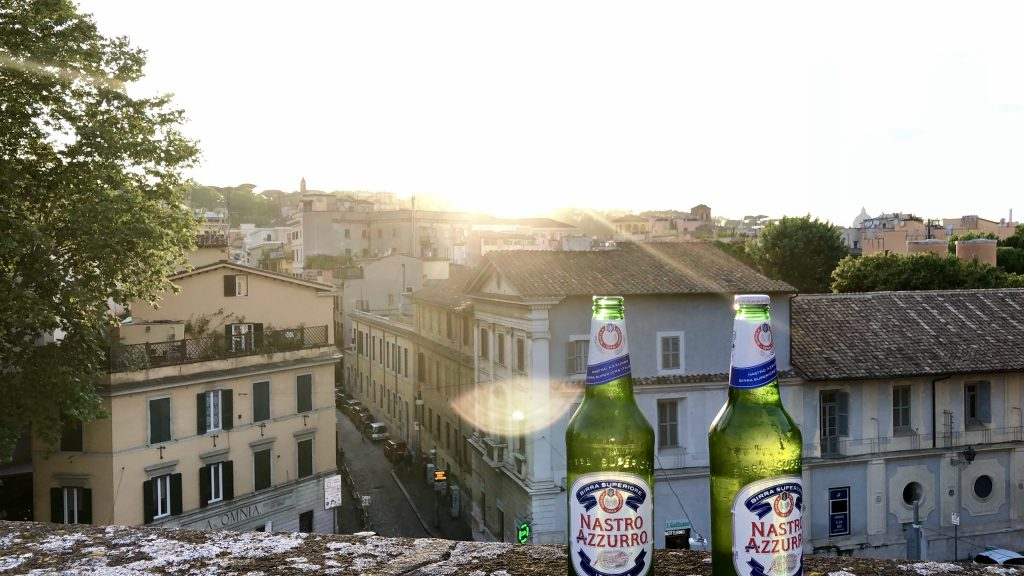 a four day guide through Rome