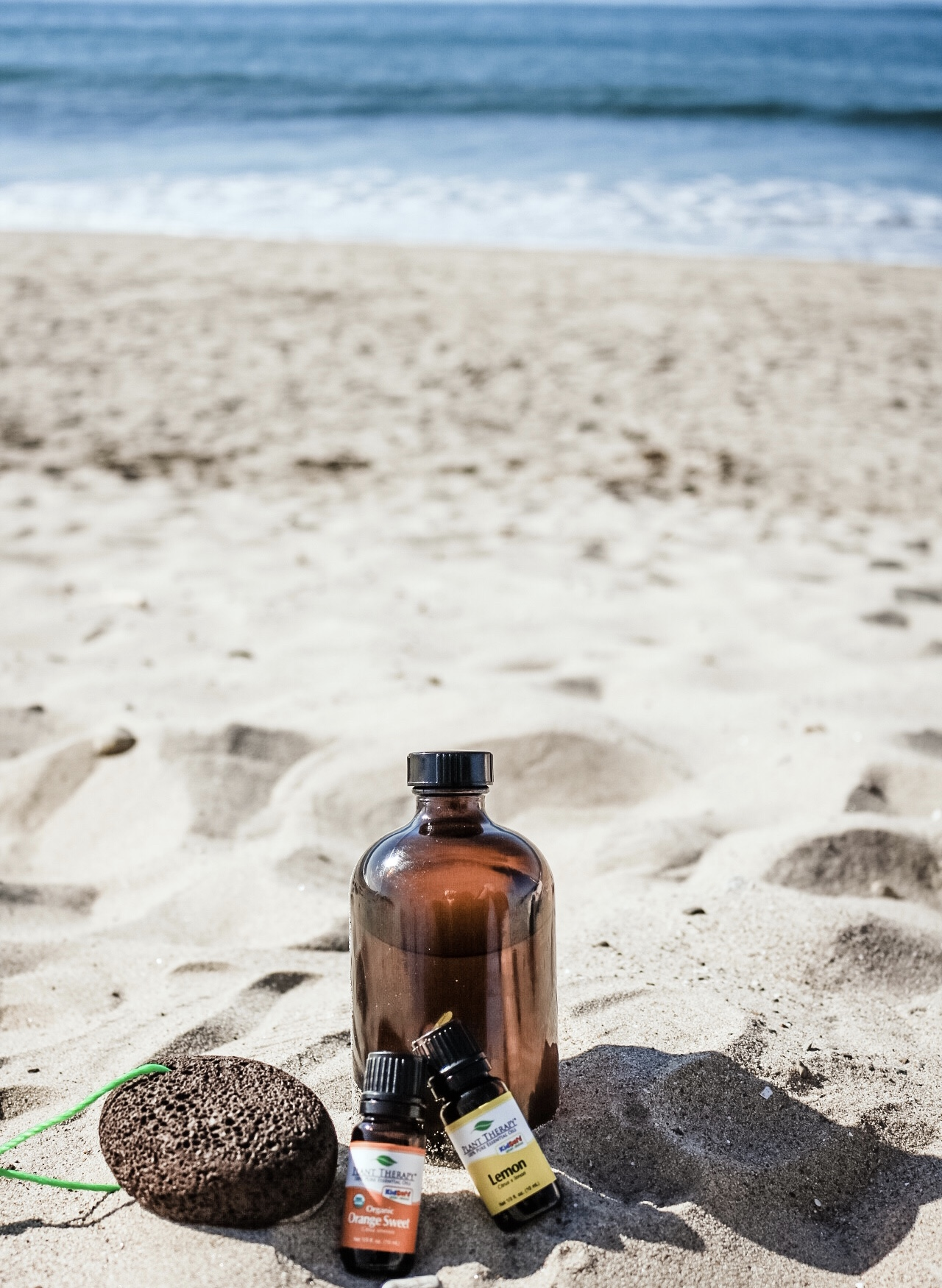 Eco-Friendly Beach Tar Remover