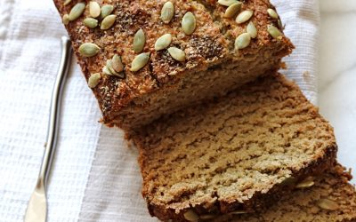 Healthy Butternut Squash Bread