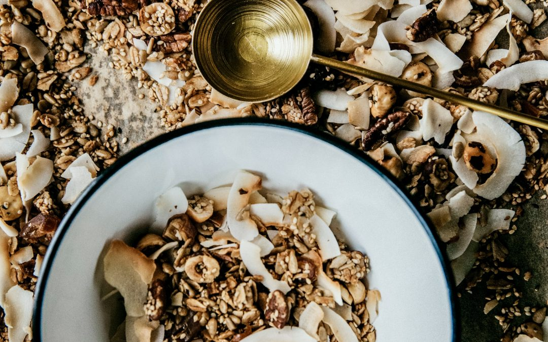Homemade and Healthy Granola Recipe
